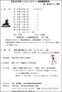 平成28年度インラインスケート教室開催のお知らせ!